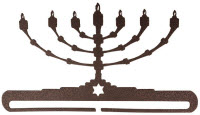 Menorah Copper